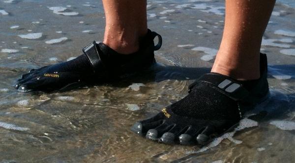 Les chaussures à orteils